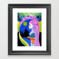 Transitions Framed Art Print