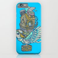 iPhone & iPod Case featuring Bird Migration by Alex Solis