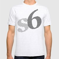 s6_tee_2 Mens Fitted Tee Ash Grey SMALL
