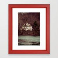 dreamhouse Framed Art Print