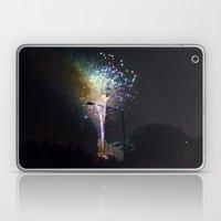 Fireworks II Laptop & iPad Skin