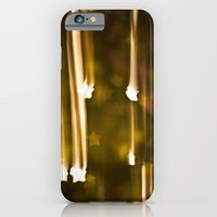 Bokeh of Stars iPhone 6 Slim Case