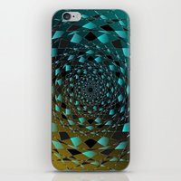 Magic Circle iPhone & iPod Skin