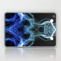 Smoke Photography #28 Laptop & iPad Skin
