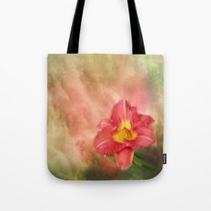 Beautiful day lily Tote Bag