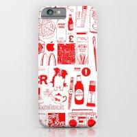 Graphics Design student poster iPhone 6 Slim Case