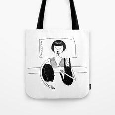 sweet dreams Tote Bag