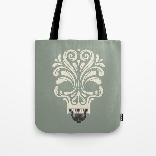 Killer Song Tote Bag