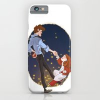 Little Amelia And Her Ra… iPhone 6 Slim Case