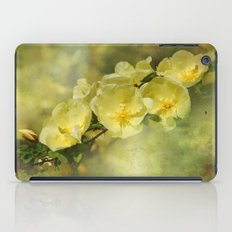 Yellow Roses  iPad Case