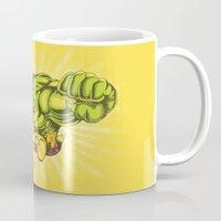 You Wouldn't Like Me Whe… Mug