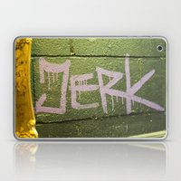 Jerk Laptop & iPad Skin