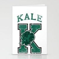 University Of Kale Stationery Cards
