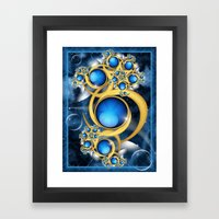 Midnight Dream Framed Art Print