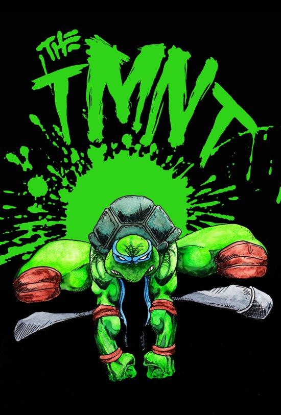 the tmnt Art Print