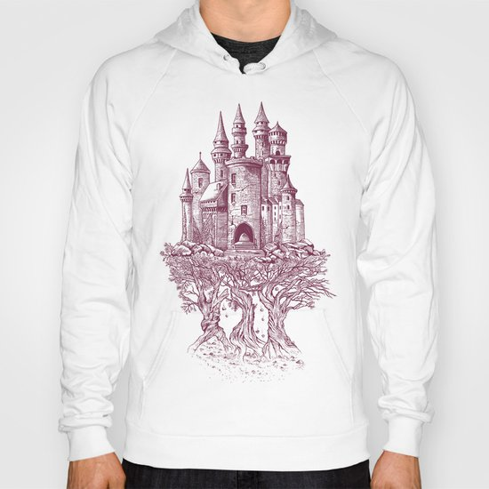 Castle in the Trees Hoody