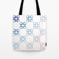 Checker C4 Tote Bag