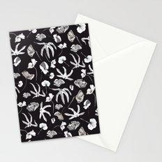 Plastic jungle pattern Stationery Cards