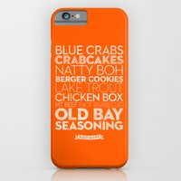 Baltimore — Delicious … iPhone 6 Slim Case