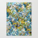 Sparkling Sea Canvas Print
