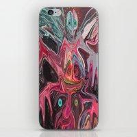 Oberon iPhone & iPod Skin