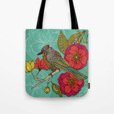 Contented Constance Tote Bag