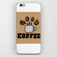 good coffee iPhone & iPod Skin