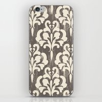 Damask1 iPhone & iPod Skin