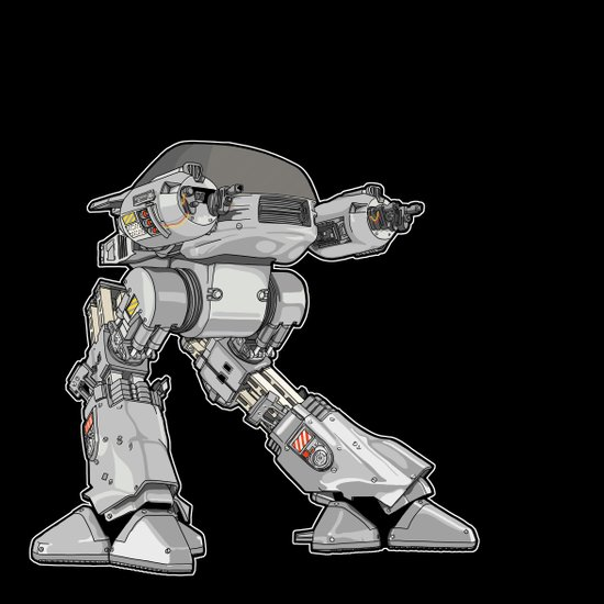 15 seconds to comply Art Print