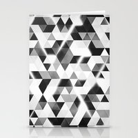 Amped (monochrome Series… Stationery Cards
