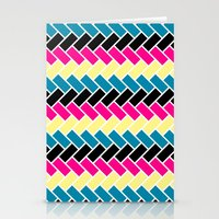 CMYK Stationery Cards