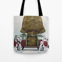 Vader Wrap Tote Bag