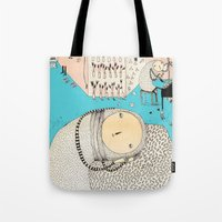 My daily life. Tote Bag