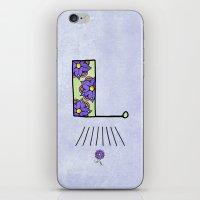 L L iPhone & iPod Skin