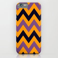 Halloween Chevron iPhone 6 Slim Case
