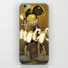 LOCO MOCOS iPhone & iPod Skin