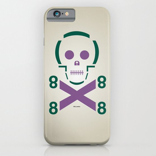 HELLvetica iPhone & iPod Case