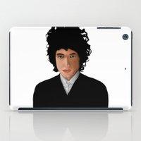 Mr. Tambourine Man iPad Case
