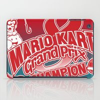 Mario Kart 8 Champion iPad Case