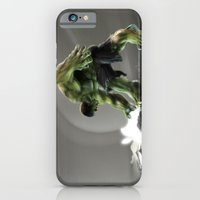 iPhone & iPod Case featuring Puny Apple..... by Emiliano Morciano (Ateyo)