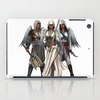Warrior Angels iPad Case