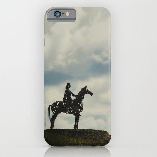 Gaelic Cheiftan iPhone & iPod Case
