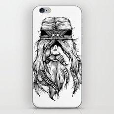 Feel, Peace, Love & Power iPhone & iPod Skin