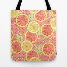 Fresh & Fruity Tote Bag