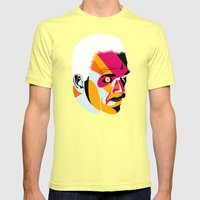 head_131112 Mens Fitted Tee Lemon SMALL