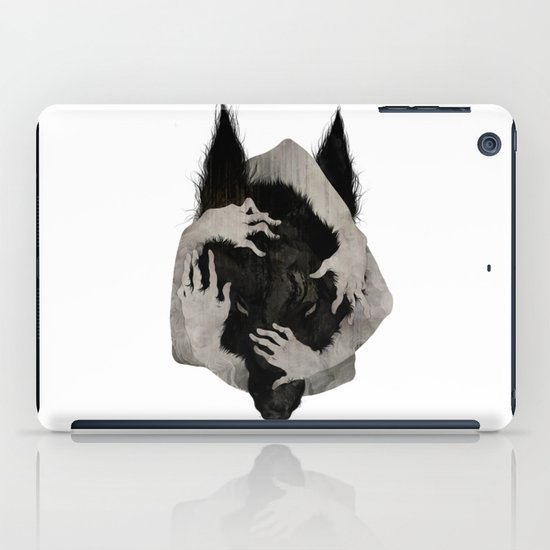 Wild Dog iPad Case