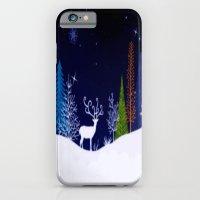 Snowy Night iPhone 6 Slim Case