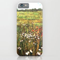 Wild Flowers Slim Case iPhone 6s