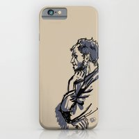 Floki Sketch iPhone 6 Slim Case