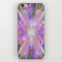 COSMIC NATURE iPhone & iPod Skin